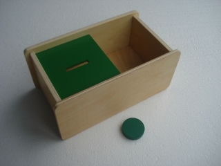 Krabička na mince
